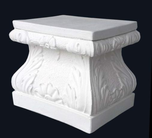 IP664 Sockel Postament Astra Capitello Base 42cm 47x37cm 80kg