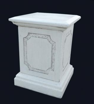 IP678 Sockel Postament Vicenza Capitello Base 70cm 41x41cm 111kg